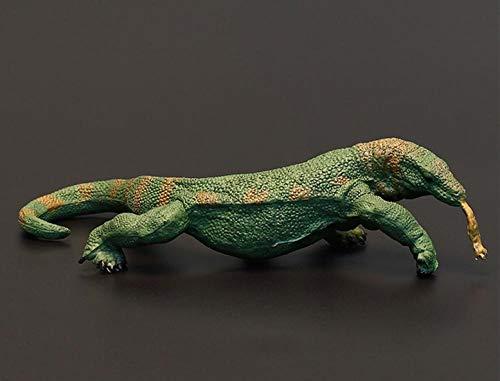 PHJK Ornamenten Simulatie dier model speelgoed reptiel decoratie Komodo draak ambachten
