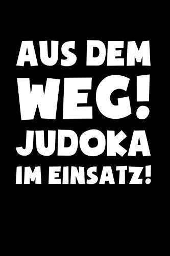 Judo: Judoka im Einsatz!: Notizbuch /...
