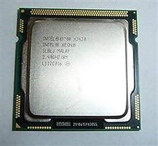 Intel SLBLJ XEON Quad-CORE X3430 2.4GHZ 512KB L2 Cache 8MB L3 Cache 2.5GT/S DMI Socket LGA-1156 45NM