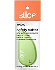 Slice 00200 veiligheidsmes, microkeramisch lemmet, pad, groen