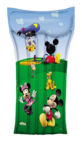 Bestway Luftmatratze Disney Mickey Mouse Clubhouse, 119 x 61 cm