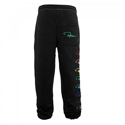 REDRUM Jogginghose Sweatpants Sport Hose Modell Multicolor Schwarz (M)