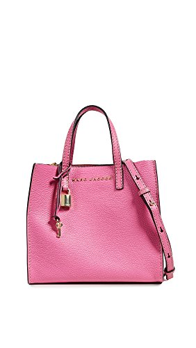 Marc Jacobs Women's Mini Grind Tote, Vivid Pink, One Size