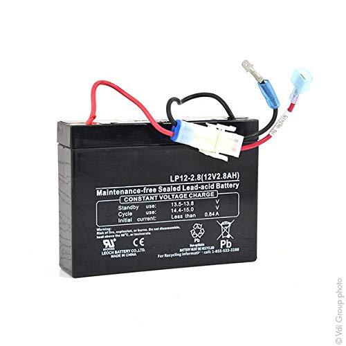 Preisvergleich Produktbild Tashima - Rasenmäher Batterie 580764901 12V 2.8Ah - LP12-2.8 ; PC6139 ; 96022000