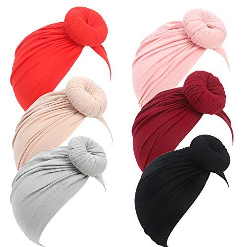 Newborn Baby Cotton Cloth Turban Toddler Rabbit Hospital Hat Ear Hat Kids Set Baby Cap (NN70, Baby)