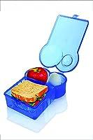 Kilitli Kapaklı Sıcak Tutan 3 Gözlü Beslenme Çantası Kutusu Kabı