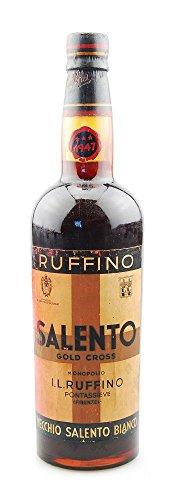 Wein 1947 Salento Ruffino Vino Liquoroso Gold Cross