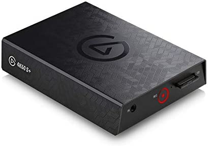 Elgato 4K60 S Capture Card4K60 HDR10 capture standalone SD card recording zero lag passthrough product image