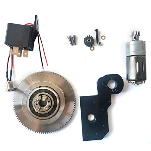 deguojilvxingshe Kit de modificación universal para motor de gasolina de 32 cc con motor de gasolina refrigerado por agua.