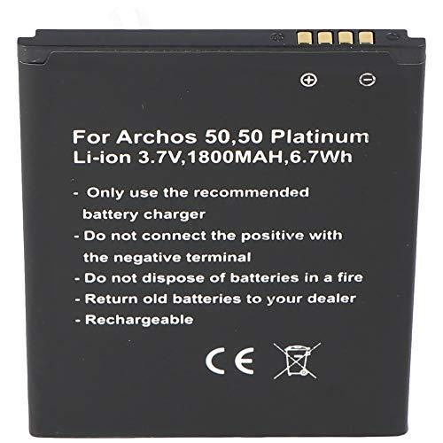 Batteria adatta solo per Archos 50, 50 Platinum batteria AC50PL