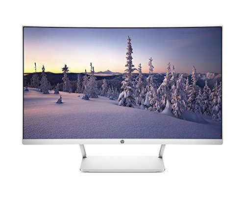 HP 27 Curved - 69 cm (27 Zoll), LED Curved Monitor, VA-Panel, AMD Free-Sync, DisplayPort, HDMI