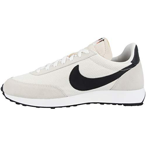 Nike Herren AIR Tailwind 79 Laufschuh, White Black Phantom Dark Grey, 45 EU