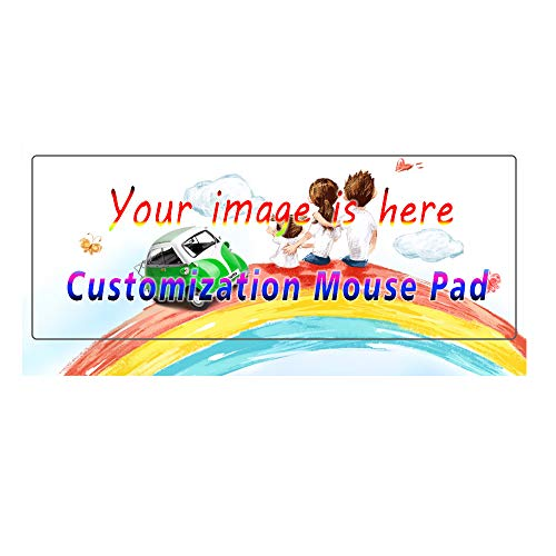 Customized Gifts Extended XXL Gaming Mouse Pad - Custom Mouse Pads Personalized Gifts Mouse Pad(Customized Image)
