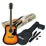 Ibanez V50NJP-VS - Guitarra acústica, color vintage sunburst