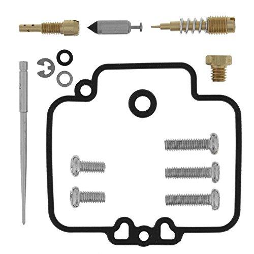 New 2009-2013 Yamaha Raptor 90 Complete Carburetor Carb Repair Rebuild Kit