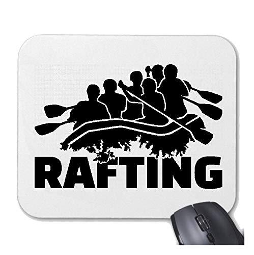 Helene Mousepad Mauspad Rafting - WILDWASSER - SCHLAUCHBOOT - Rafting AUSRÜSTUNG - Rafting Tour für ihren Laptop, Notebook oder Internet PC mit Windows Linux