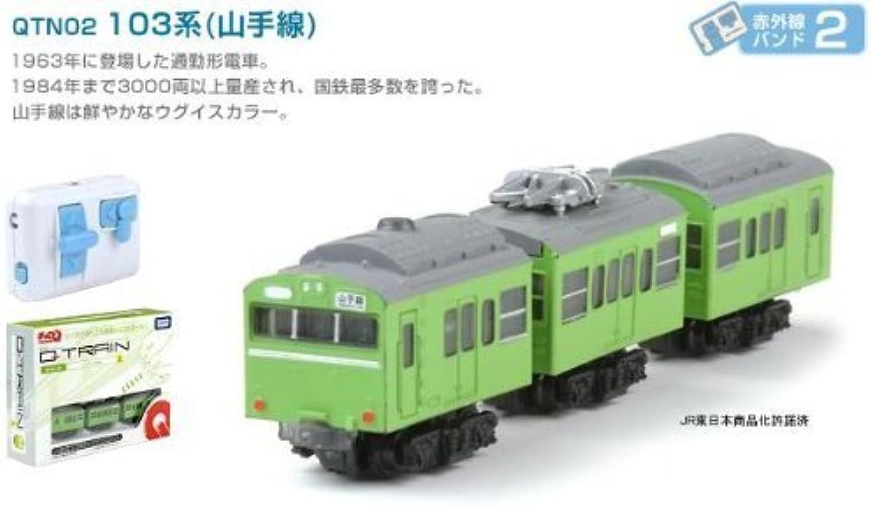 Q Zug QTN02 103 System Yamanote-Linie