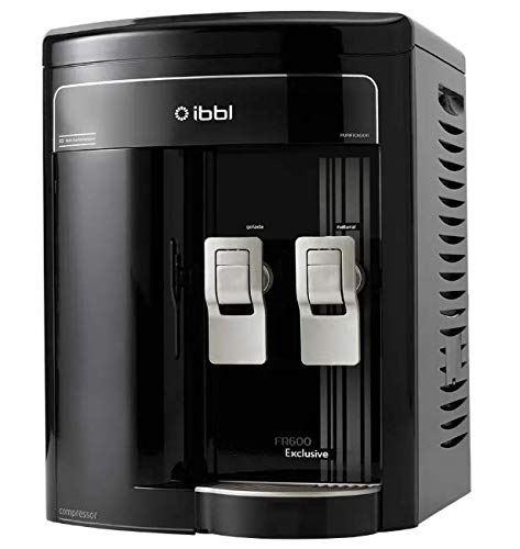 Filtro Purificador de Água IBBL FR600 Exclusive Preto 220v