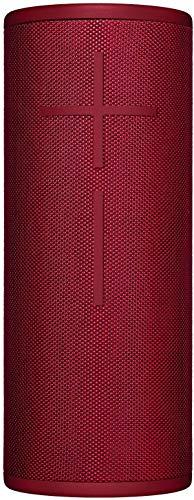 Ultimate Ears Boom 3 Portable Waterproof Bluetooth Speaker - Red (Renewed)