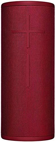 Buy Bargain Ultimate Ears Boom 3 Portable Waterproof Bluetooth Speaker - Red (Renewed)