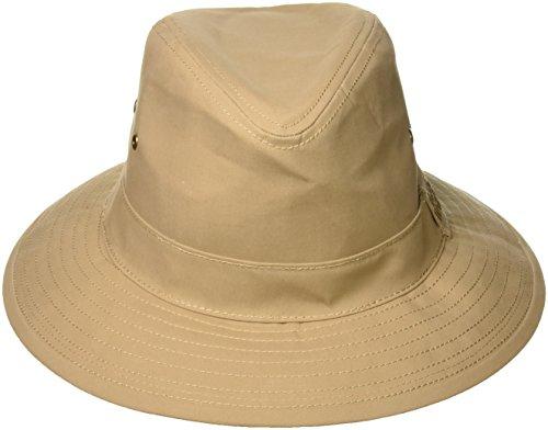 Jack Wolfskin Unisex EL Dorado Hat Hut, Sand Dune, M