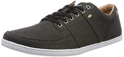 Boxfresh Herren Spencer Sneaker, Schwarz (Black Blk), 41 EU