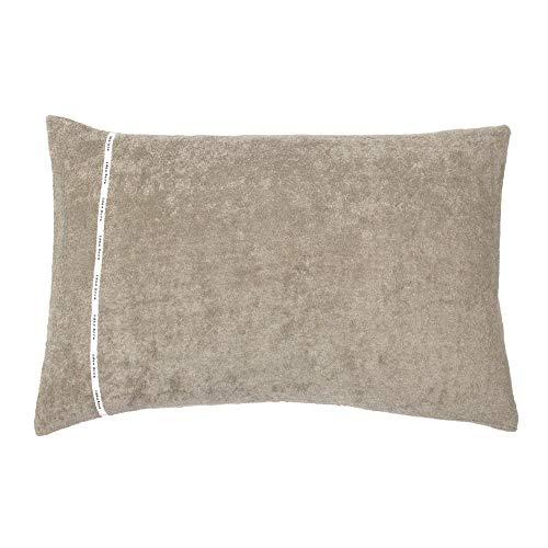 今治タオル 枕カバー イデゾラ パイルピローケース 45x90cm グレー