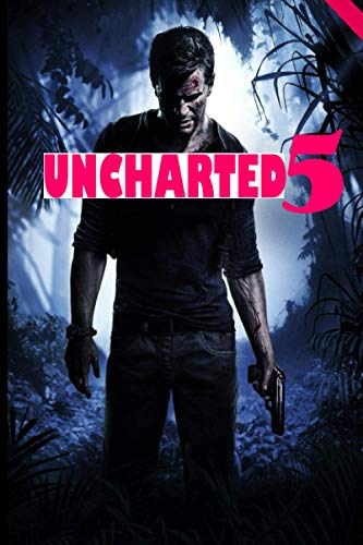 UNCHARTED 5: Uncharted: The Lost Legacy is a video game developed by the American studio Naughty Dog and published by Sony Computer Entertainment, released in August 2017 for PlayStation 4.