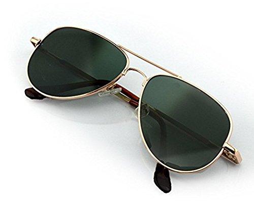 eoqo Gafas de Sol Unisex con Retrovisor Anti-Seguimiento, Gafas de Sol Retrovisor Espejo, Gafas de Sol Anti-Seguimiento