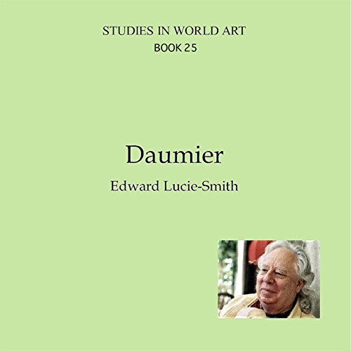 Daumier audiobook cover art