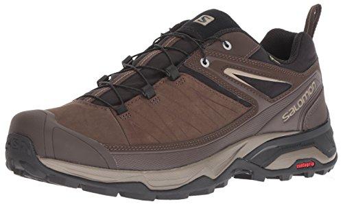 SALOMON Herren Shoes X Ultra 3 LTR GTX Bunge Fitnessschuhe, Mehrfarbig (Delicioso/Bungee Cord/Vintage Kaki 000), 43 1/3 EU