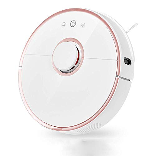 Read About MAKE FINE Robot Vacuum Cleaner with Wiping and Vacuuming Function LDS Navigation and APP ...