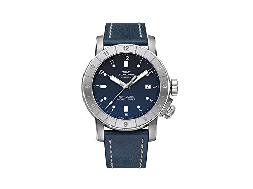 Glycine Airman 42 Double Twelve orologi uomo GL0062
