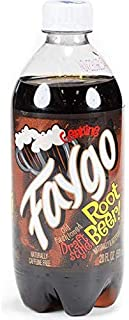 Faygo Root Beer Draft Style 20-ounce plastic bottle (pack of 1)