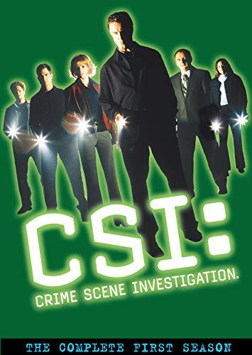 Csi: Crime Scene Investigation -...