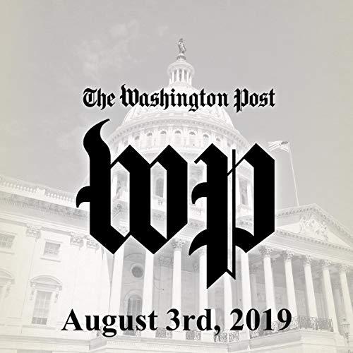 August 3, 2019 copertina