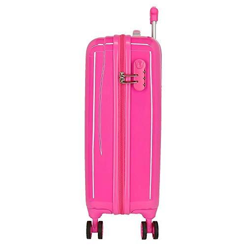 Enjoy Minnie Hardside Carry-On Suitcase Icon