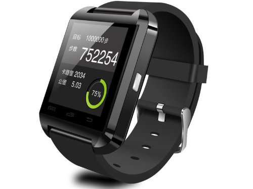 Homego Bluetooth Wrist Smart Watch Phone Mate Handsfree Call