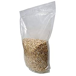 TASTY BREAKFAST - A delicious, protein-packed breakfast for vegans, vegetarians or anyone looking for healthy alternatives to break their fast. These gluten-free rolled oats are a wonderful source of vitamins and minerals VERSATILE TREAT – These roll...