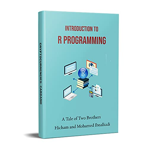 Introduction to R Programming (501 Non-Fiction Series Book 1)