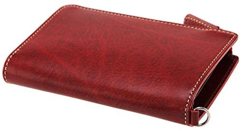 CYPRIS(キプリス)『RugaShoulderL字ラウンドファスナー二つ折り財布(8386)』