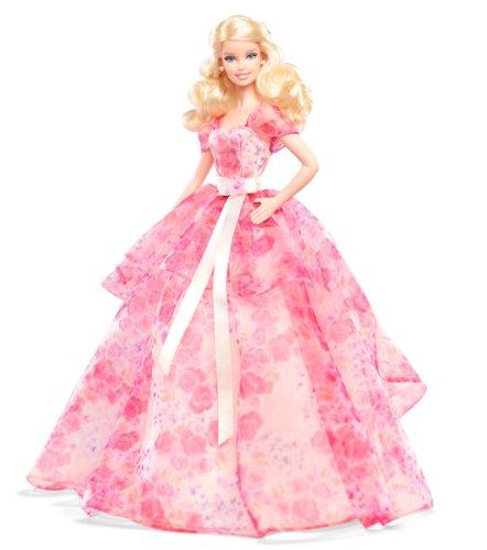 Barbie - Muñeca Feliz cumpleaños (Mattel BCP64)