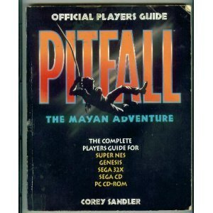 Pitfall: The Mayan Adventure : Official Players Guide