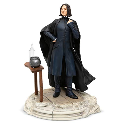 Enesco Wizard World of Harry Potter Professor Snape Figur, Kunstharz, Mehrfarbig, 19 cm