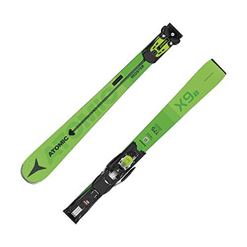 ATOMIC Slalom Skier Redster X9 S inkl. Bindung X 12 TL GW grün (400) 175
