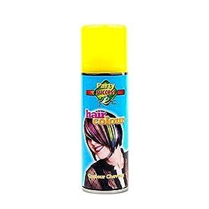 Spray de color para el cabello - Amarillo