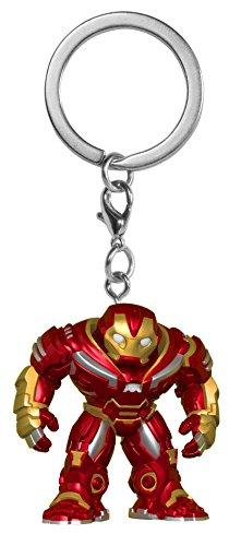 Marvel- Pocket Pop Hulkbuster Porte-clés, 27300