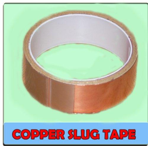 Limace Ruban Cuivre Repousser 30MM X Long 4M Haute Qualité