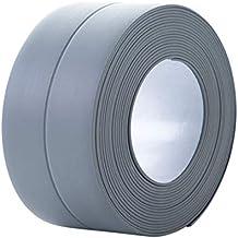 Sealant Tape, zelfklevende badafdichting, waterdicht, badkamer, afdichtingstape voor keuken, aanrecht bad toilet muur hoek