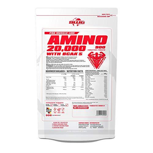 BodyWorldGroup -  Bwg Amino 20.000,